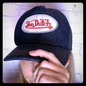 🧢Von Dutch vintage original Trucker Hat SnapBack